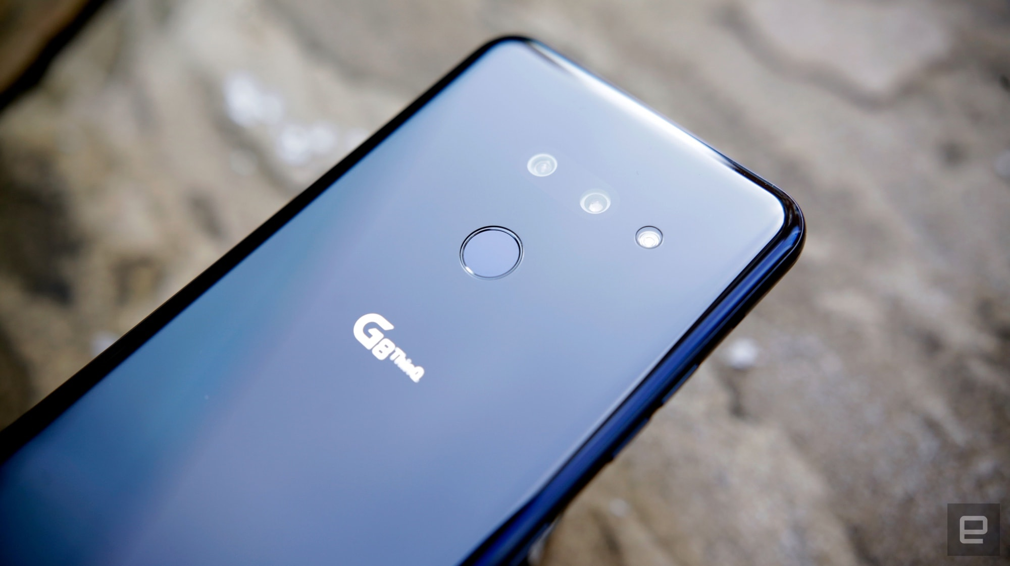 LG G8 ThinQ hands-on