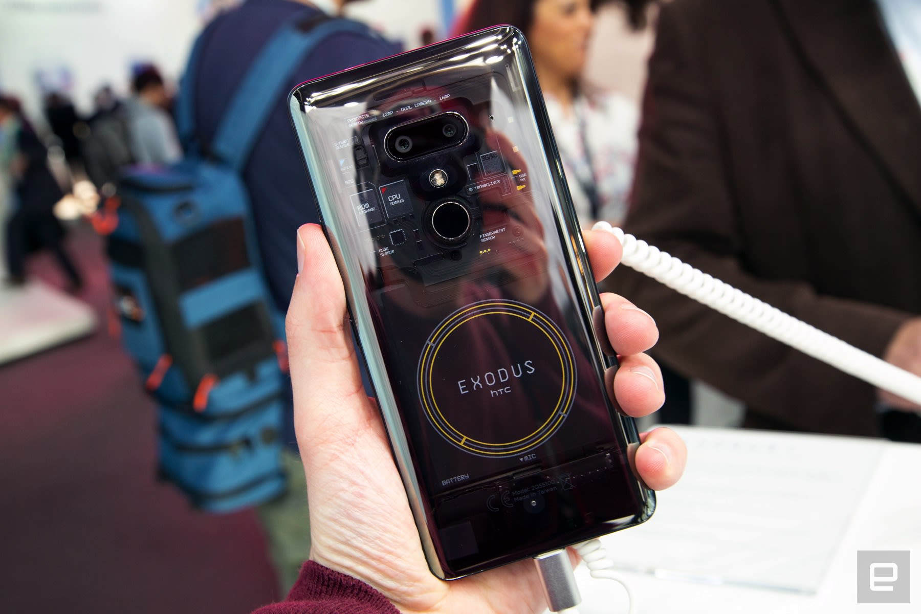 HTC's Exodus smartphone is about much more than Bitcoin