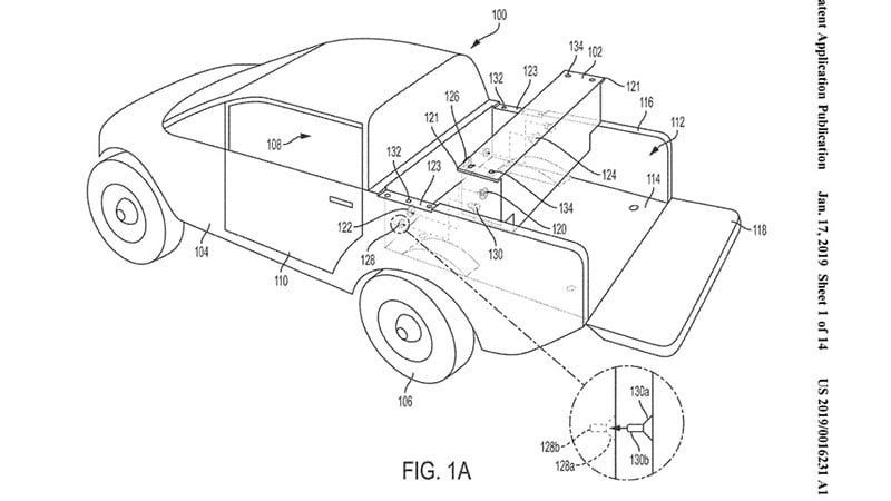 Rivian Patent Application Image