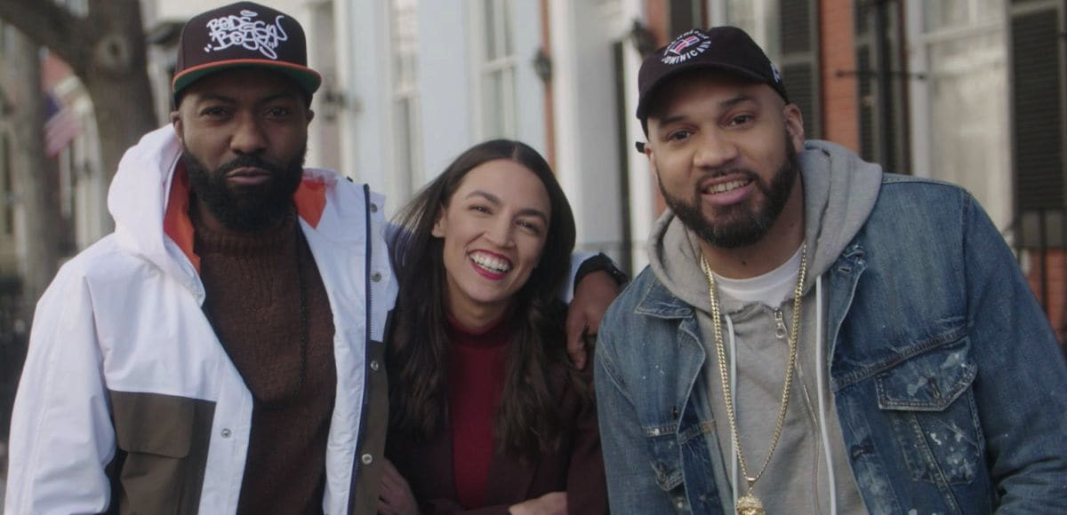 What's on TV: 'Desus & Mero,' 'Anthem,' and Academy Awards