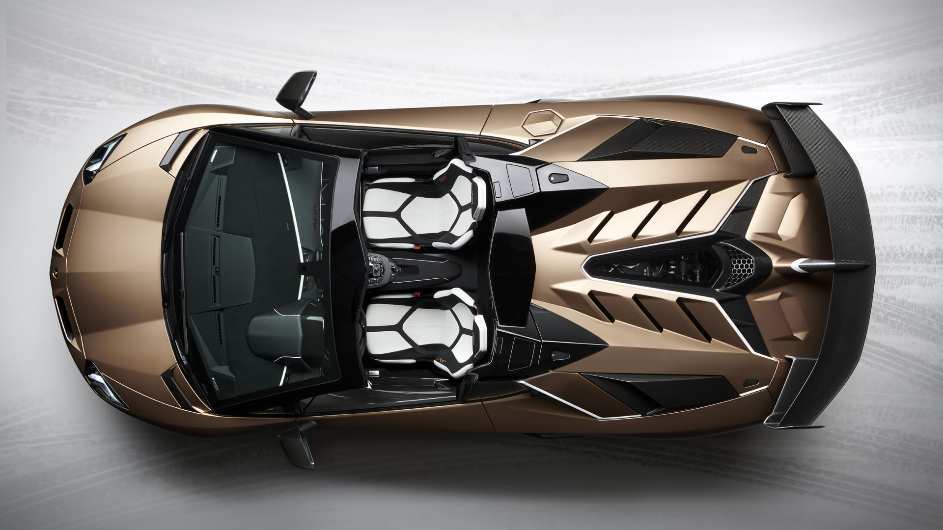 Lamborghini Aventador Svj Roadster Unveiled At The Geneva Motor Show