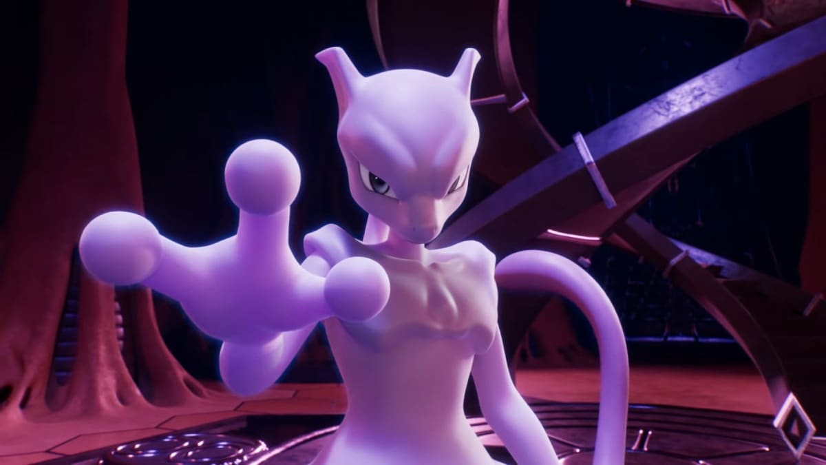 Mewtwo Strikes Back Cg Remake Shows Off Its First Trailer Engadget