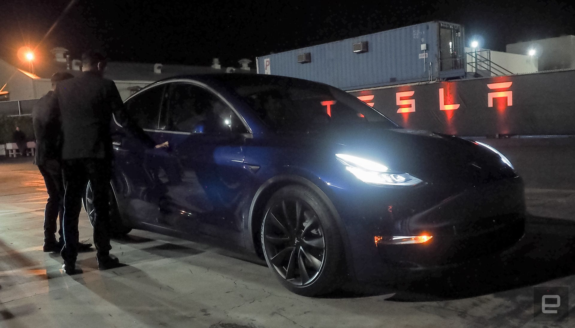 The Morning After: Here is the Tesla crossover