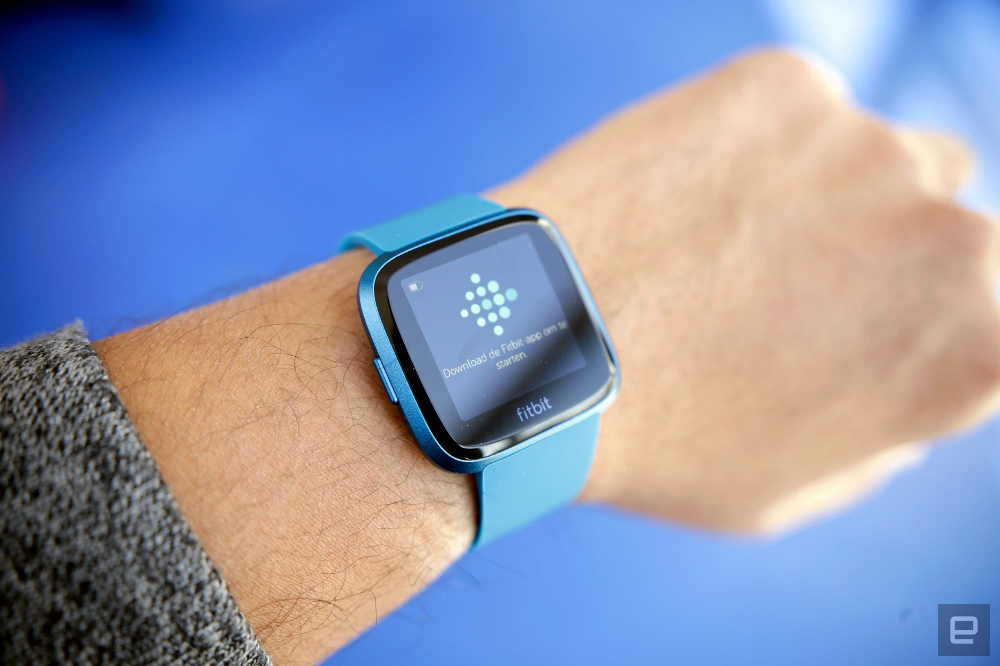 Fitbit's new Versa Lite smartwatch is all about the