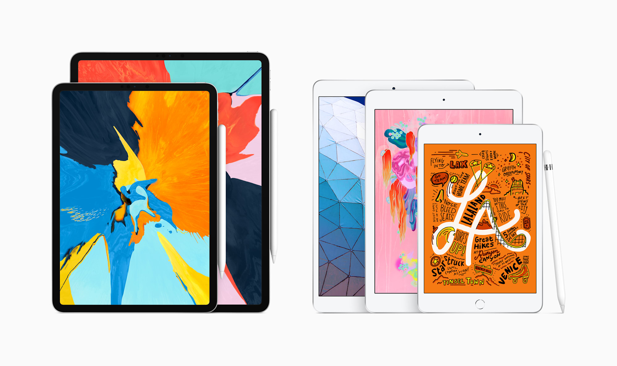 iPad Air & iPad mini(2019)