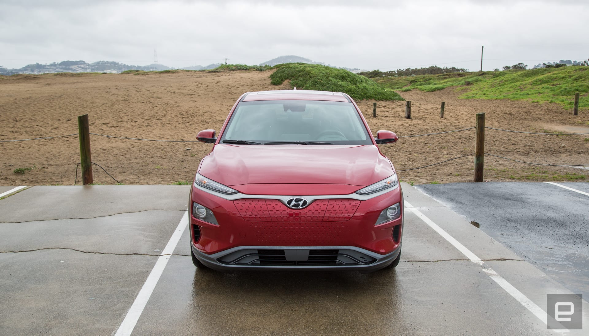 Hyundai's Kona EV is the car you didn't know you were