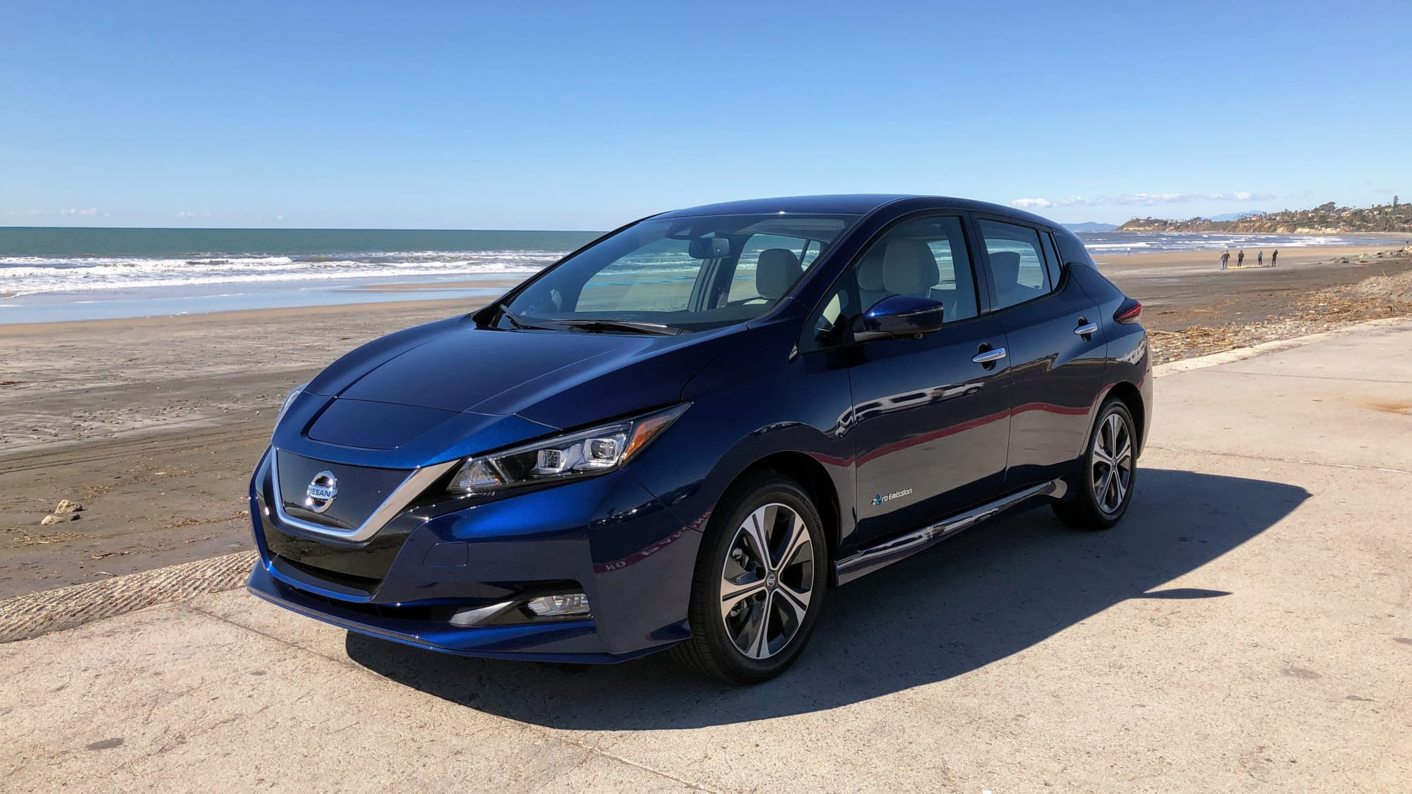 2019 Nissan Leaf Reviews Price Electric Range Features And