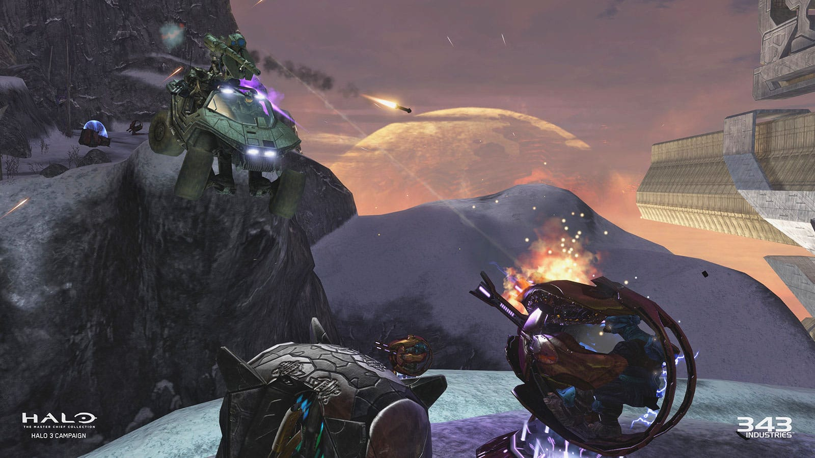 Halo The Master Chief Collection Heads To Pc With Reach