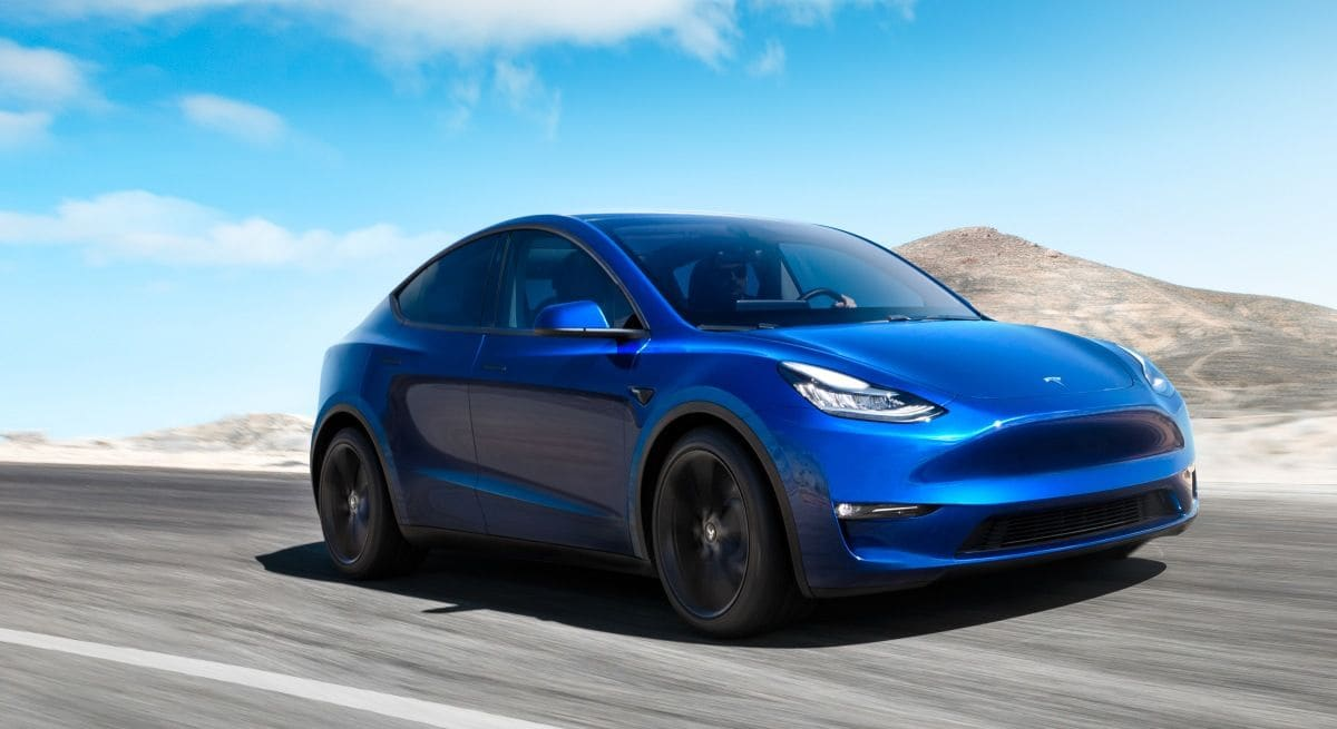 photo of The Morning After: Here is the Tesla crossover image