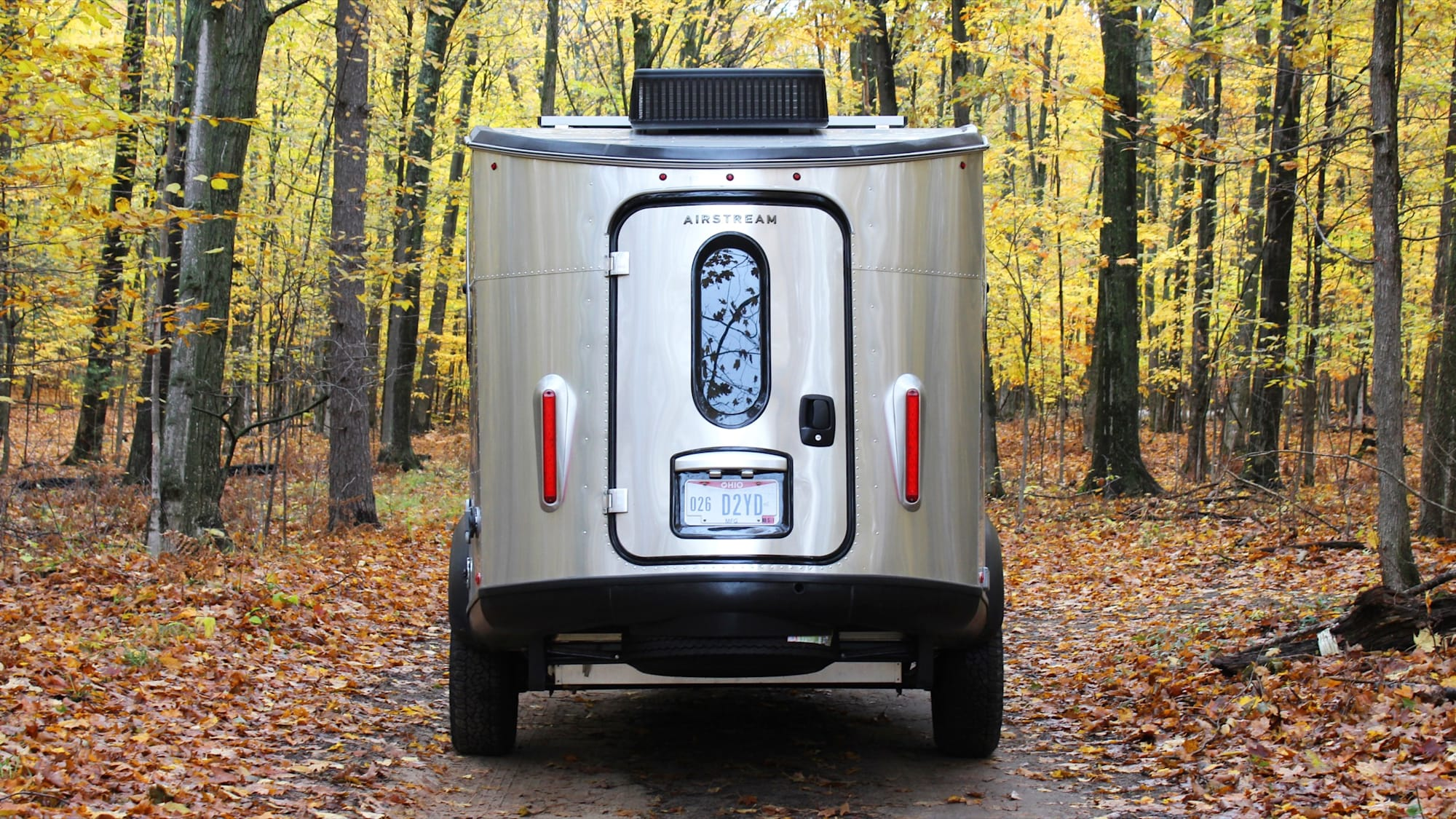 Review: Camping in an Airstream Basecamp towed by a Honda Ridgeline