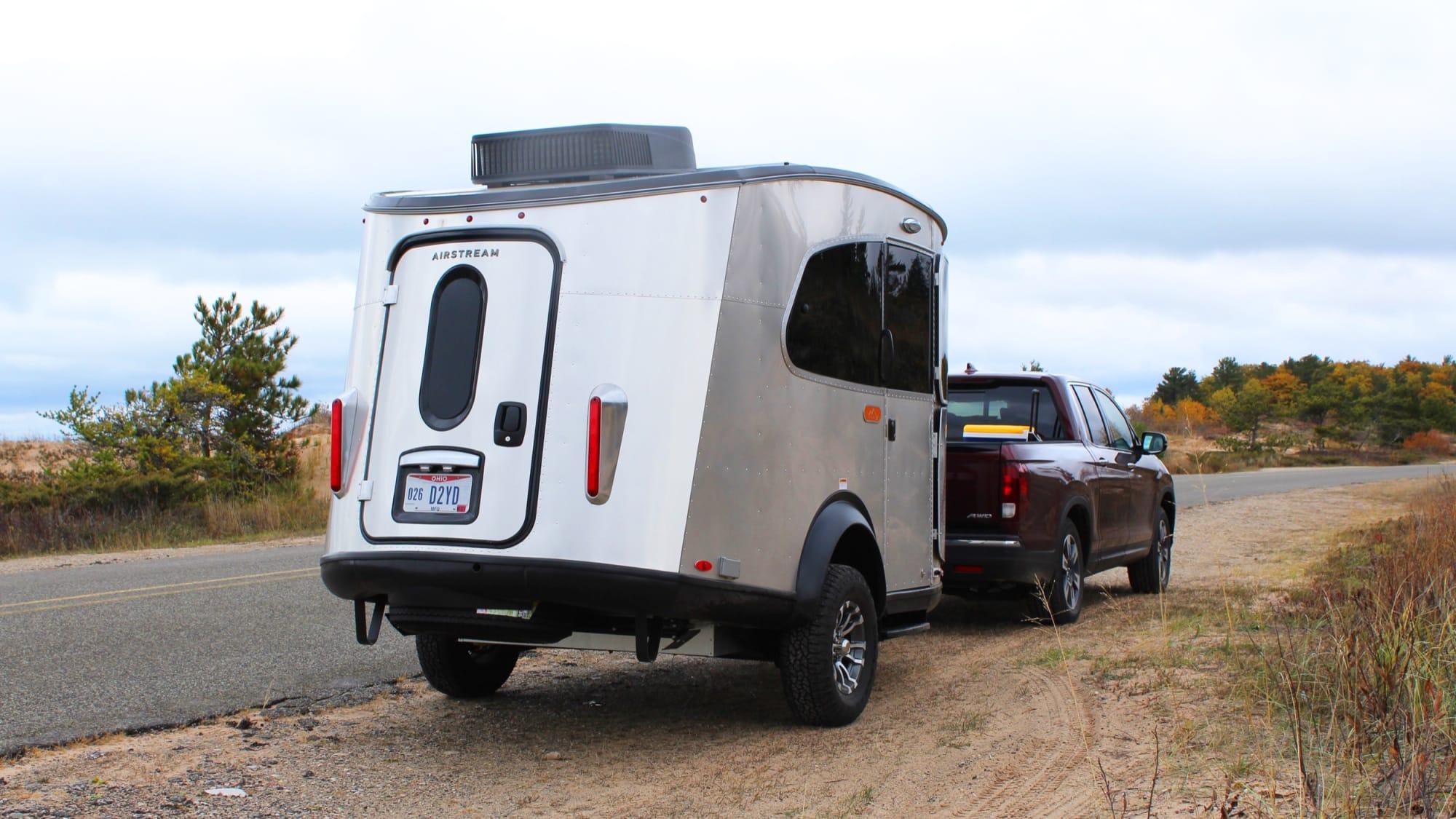 Airstream Basecamp X adventure