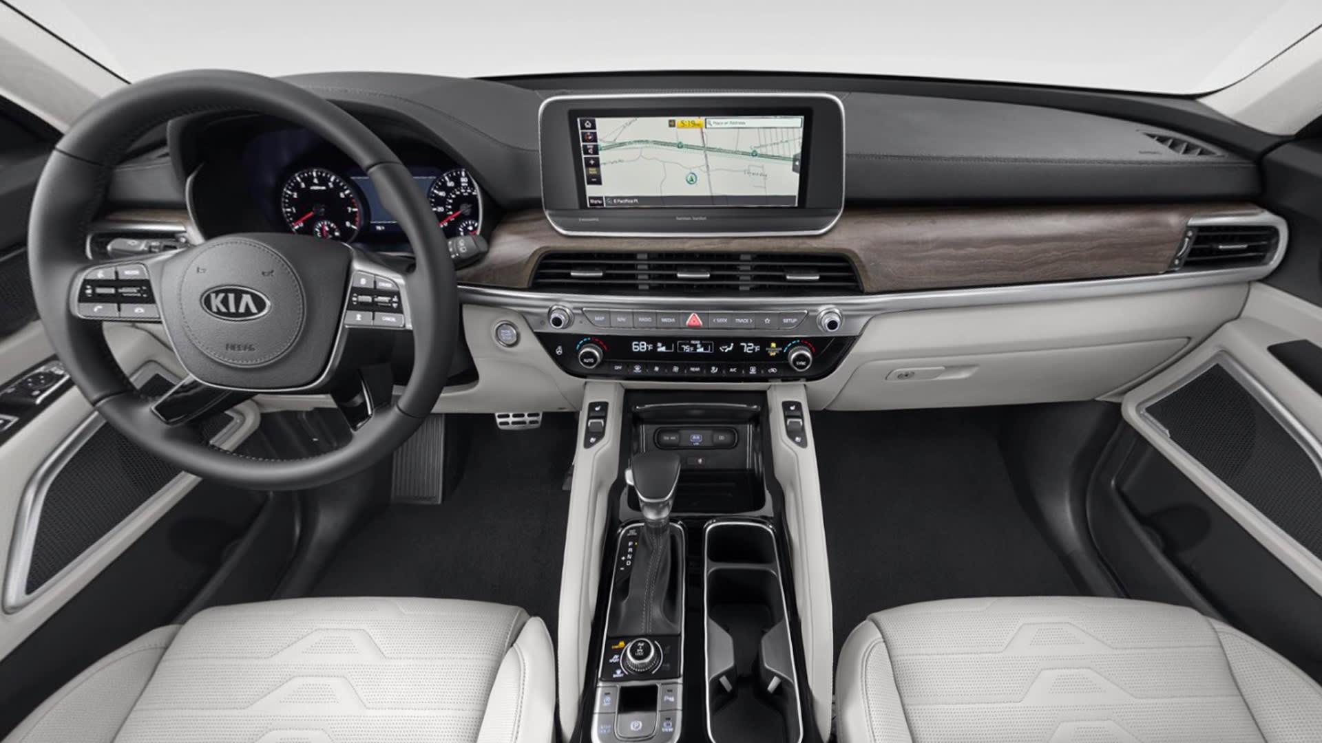 2020 Kia Telluride First Drive Review