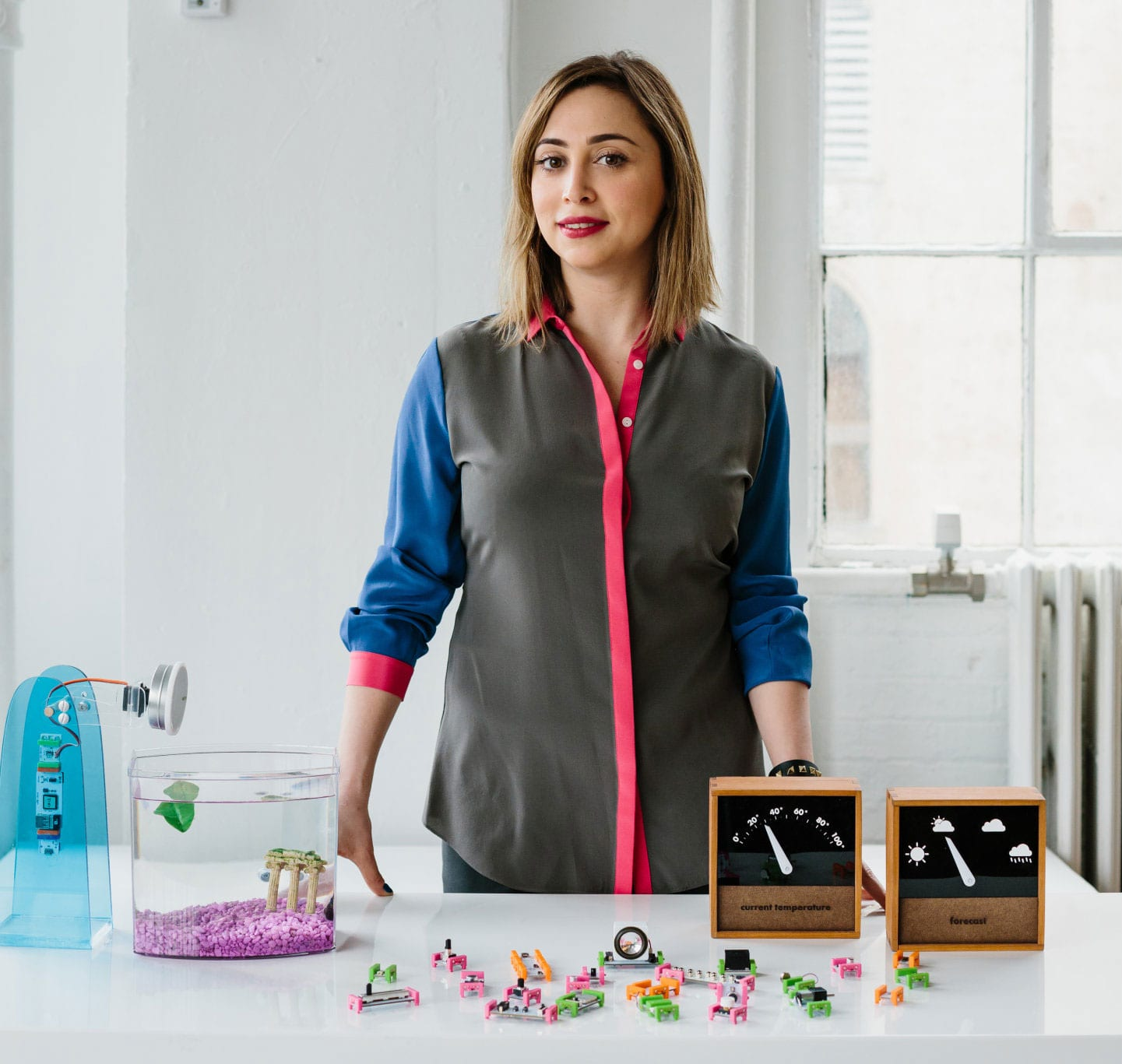 Littlebits ayah bdeir