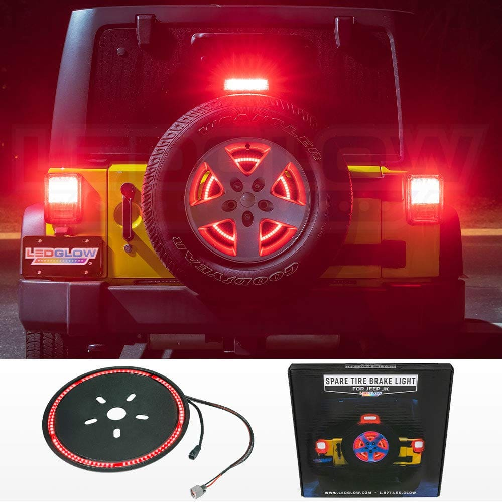 Add an extra brake light to your Jeep | Autoblog