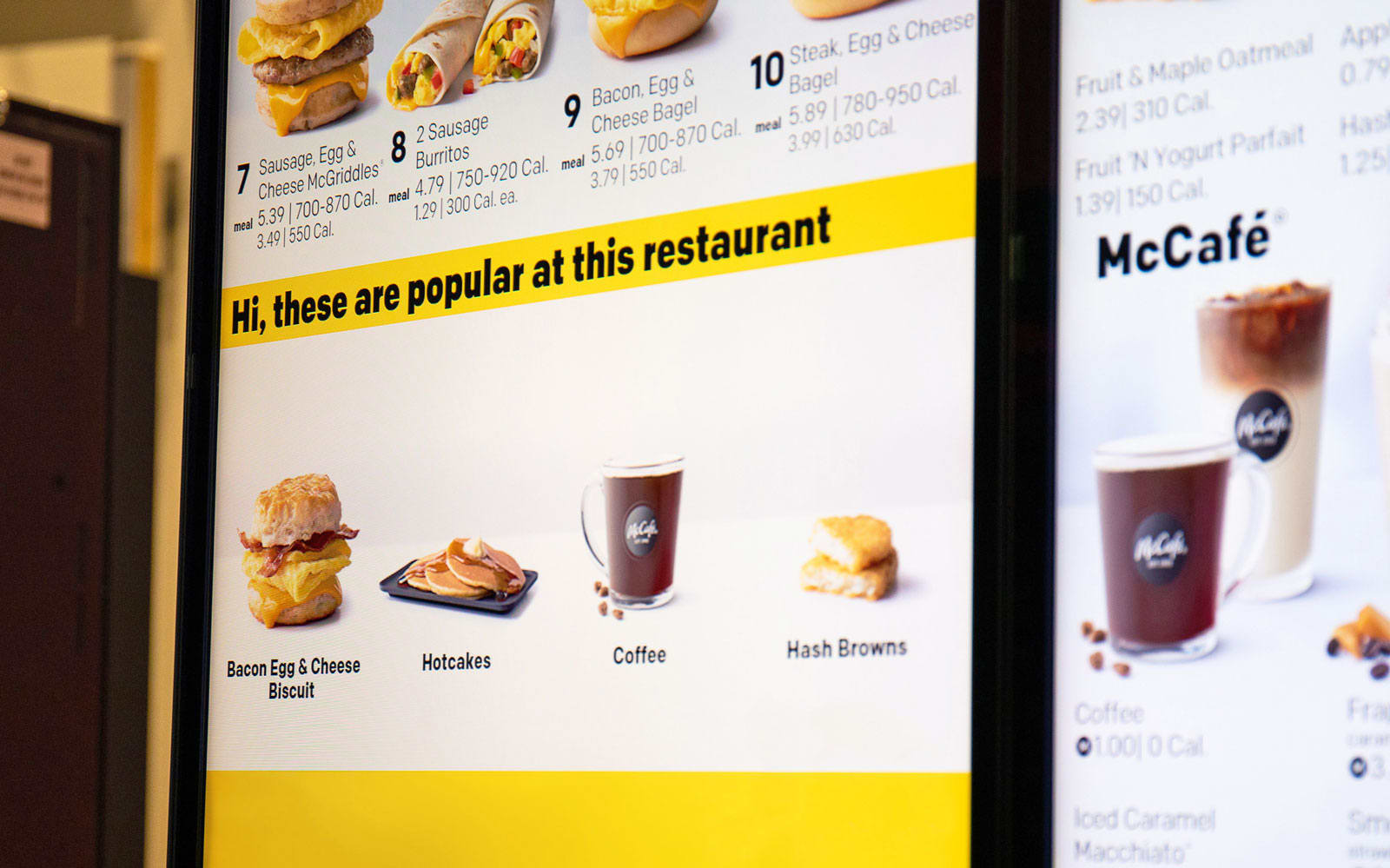 McDonald's will use AI to automatically tweak drive-thru menus