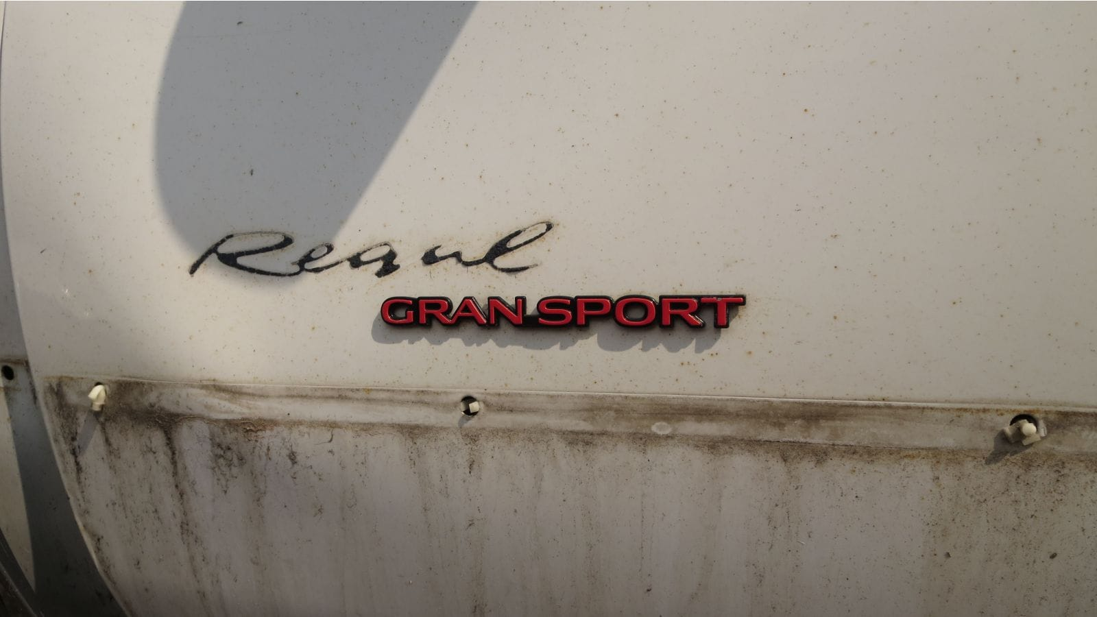 Junked 1995 Buick Regal Gran Sport