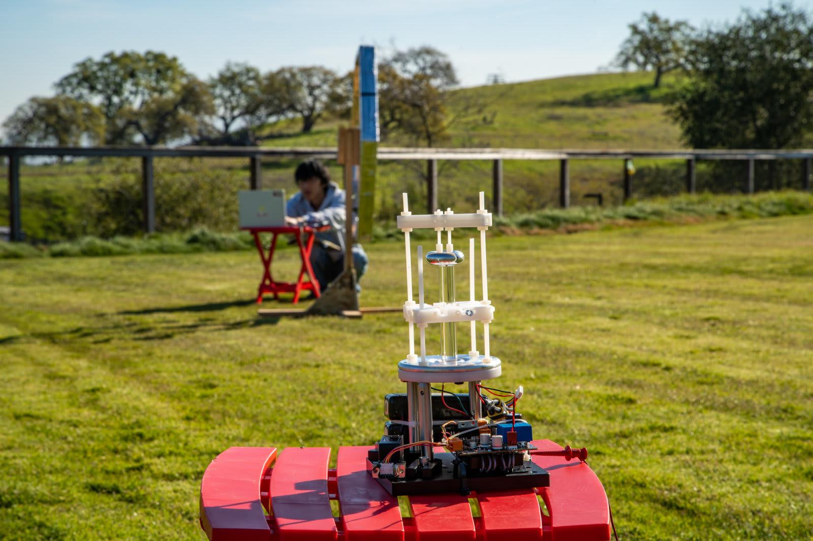 Dawn Harmer/SLAC National Accelerator Laboratory