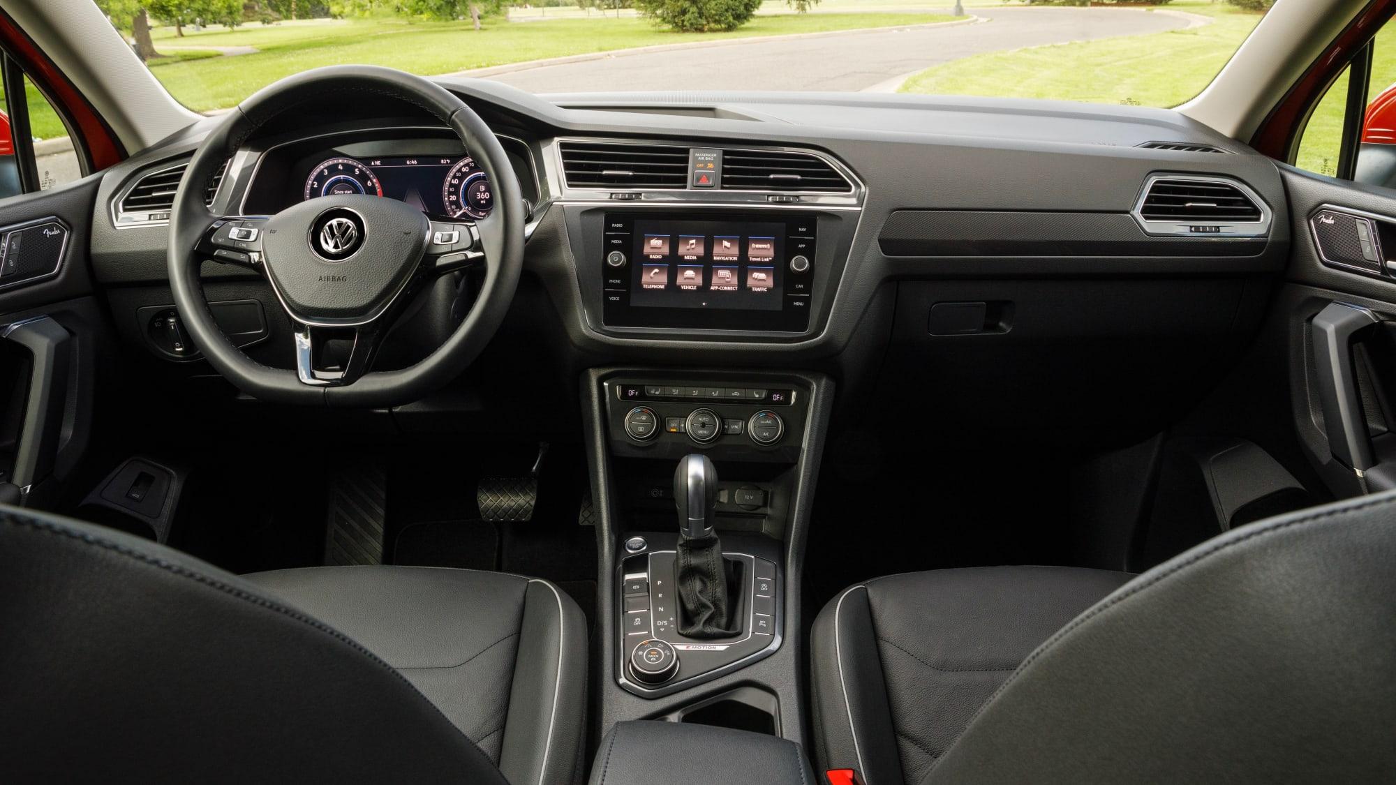 2019 Volkswagen Tiguan Overview, Interior & Exterior >> 2019 Vw Tiguan Reviews Price Specs Features And Photos