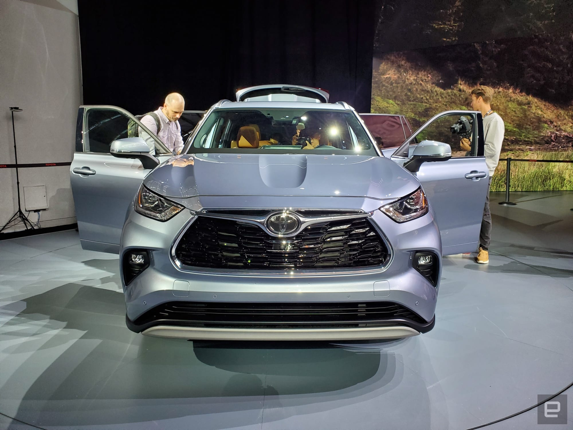 Toyota S 2020 Highlander Approaches The Pinnacle Of Suv Practicality