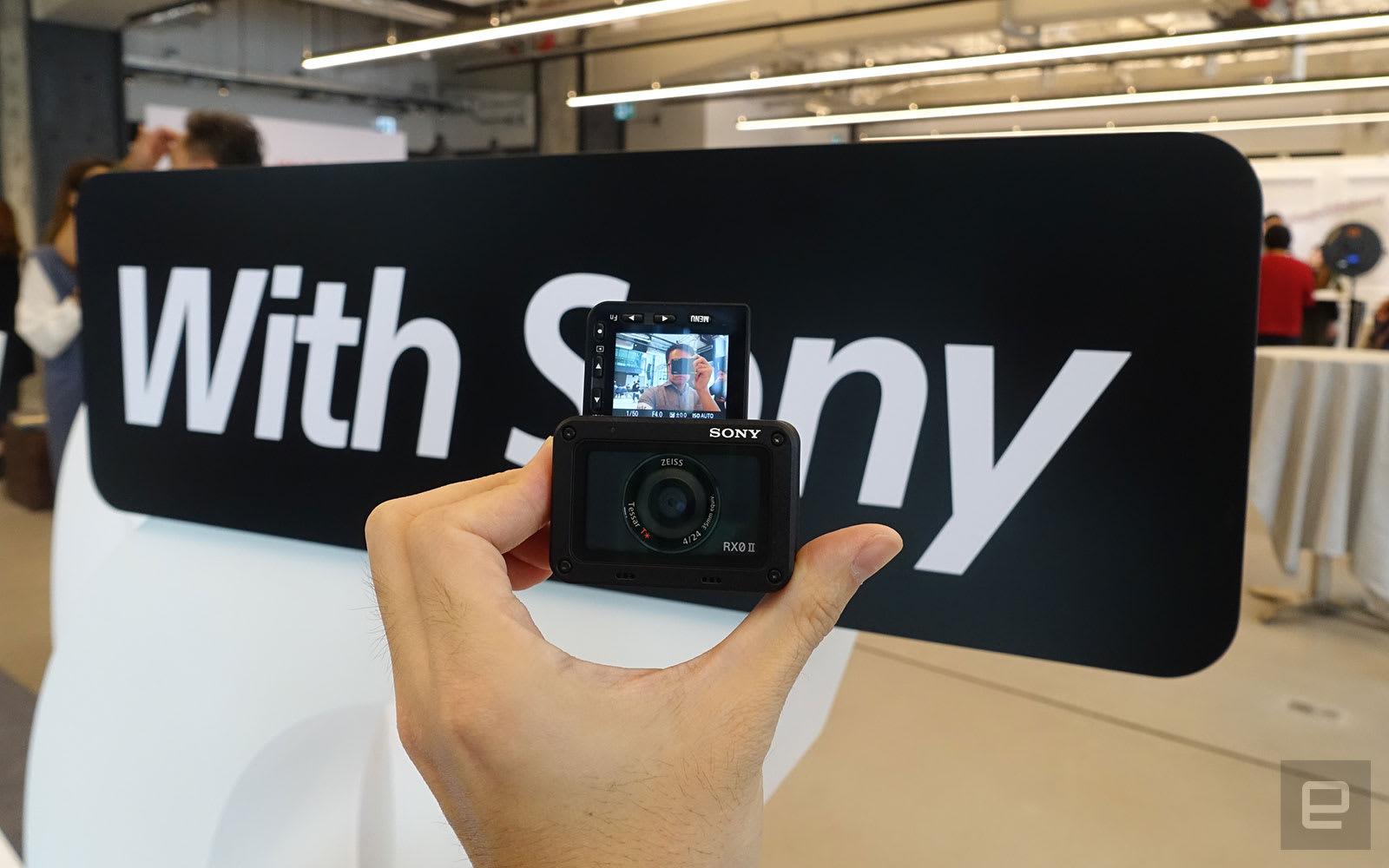 Sony RX0 II 香港动手玩
