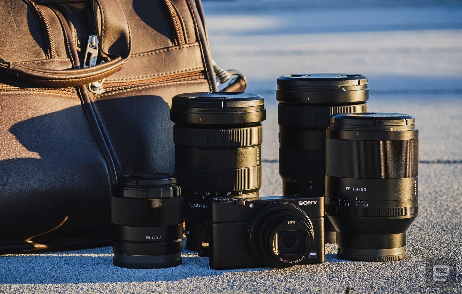 The best lenses for Sony FE mount