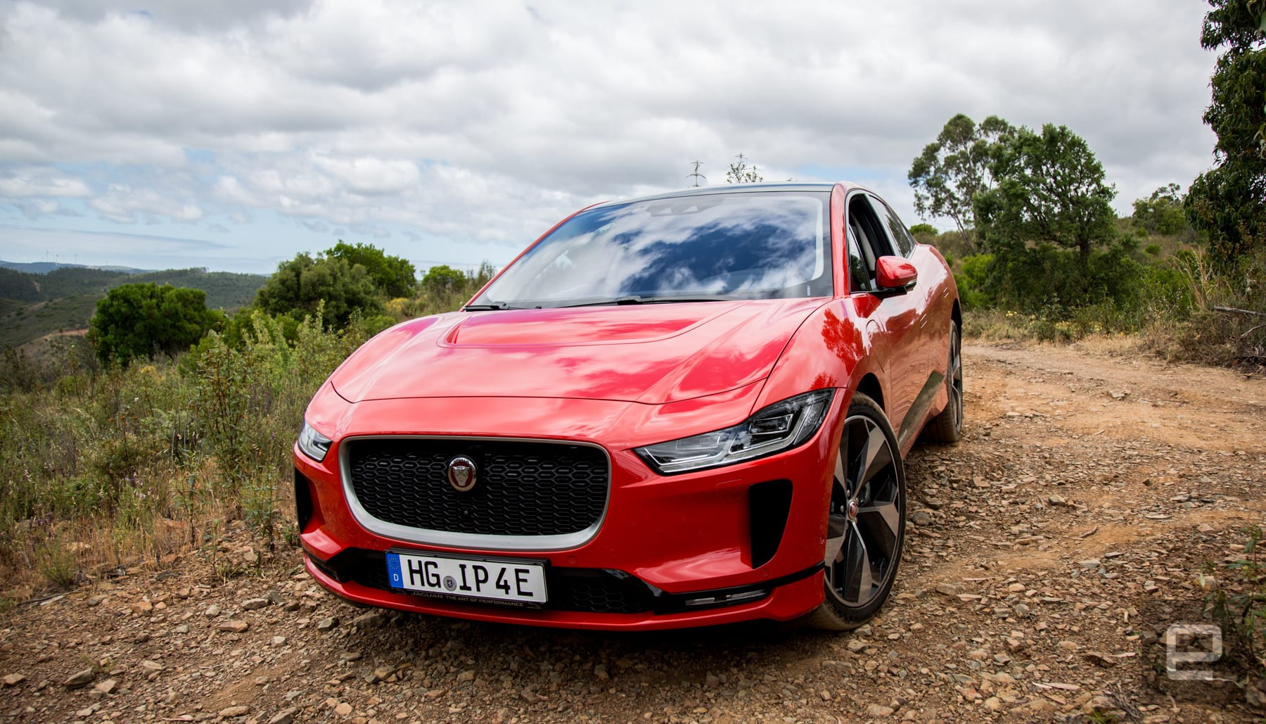 Jaguar's electric I-Pace takes the World Car of the Year award