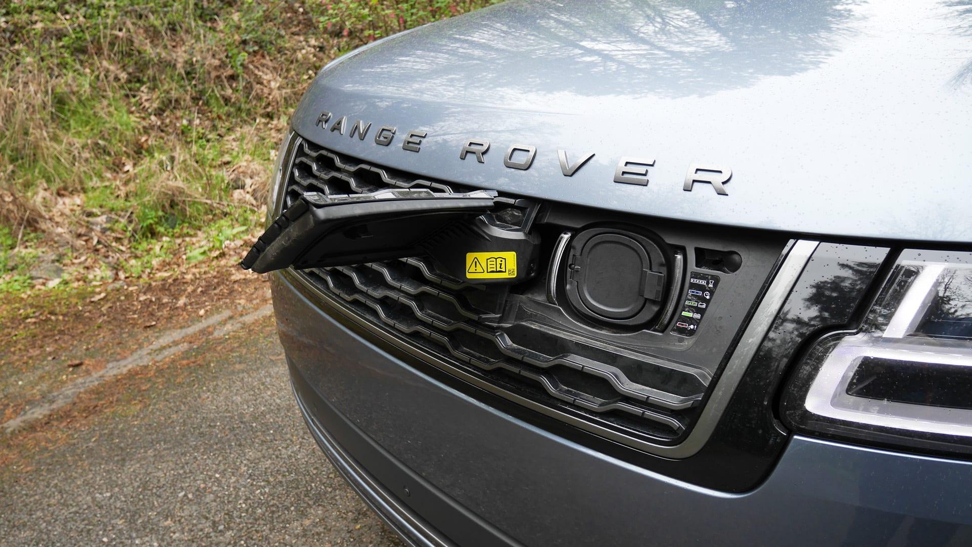 2019 Range Rover P400e