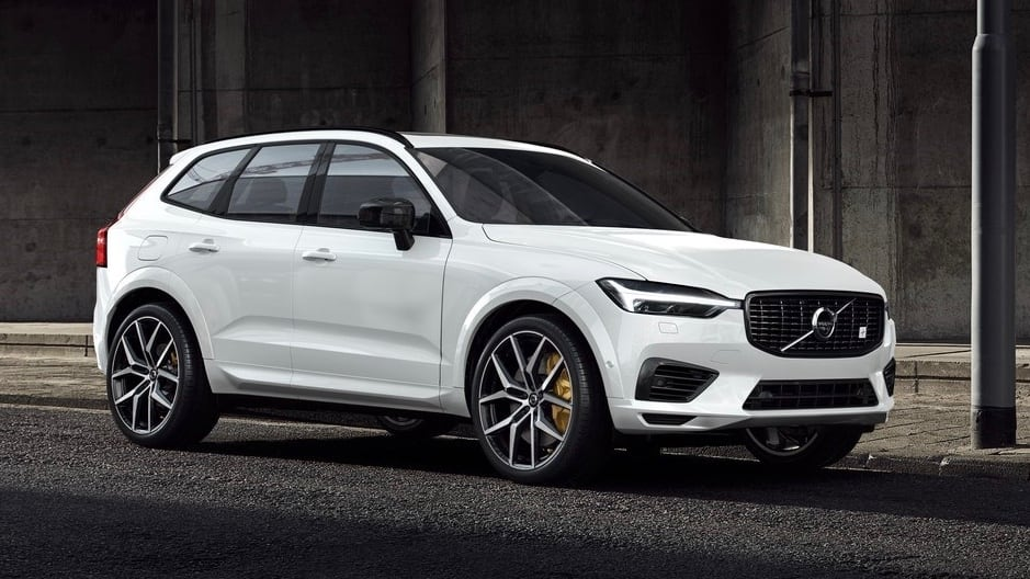 volvo xc  add polestar engineered models autoblog