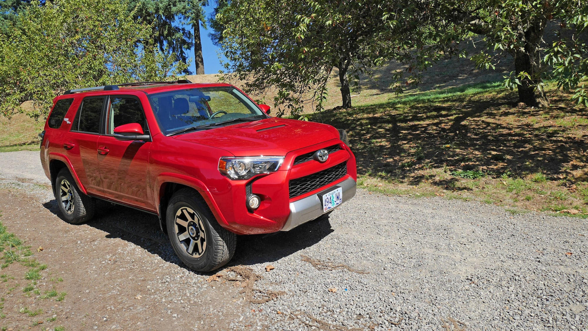 2019 Toyota 4Runner TRD Pro 4dr 4x4 Pricing and Options