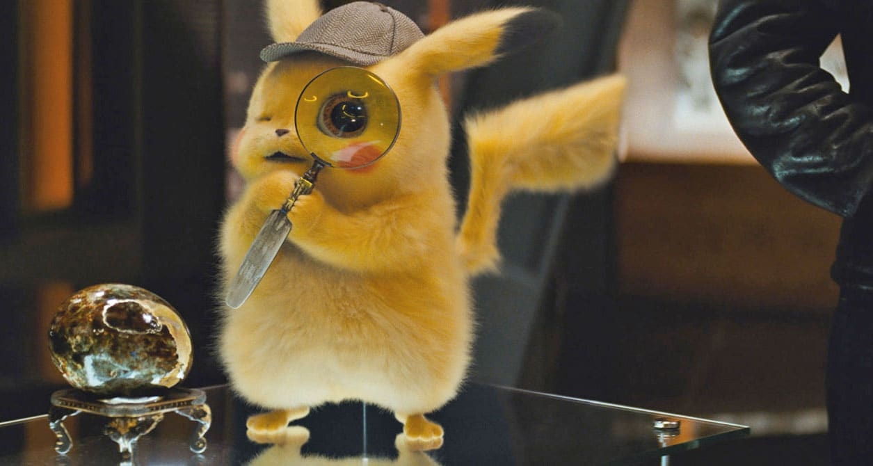 Pokemon Go Players Are Getting 10 Days Of Detective Pikachu Events Engadget