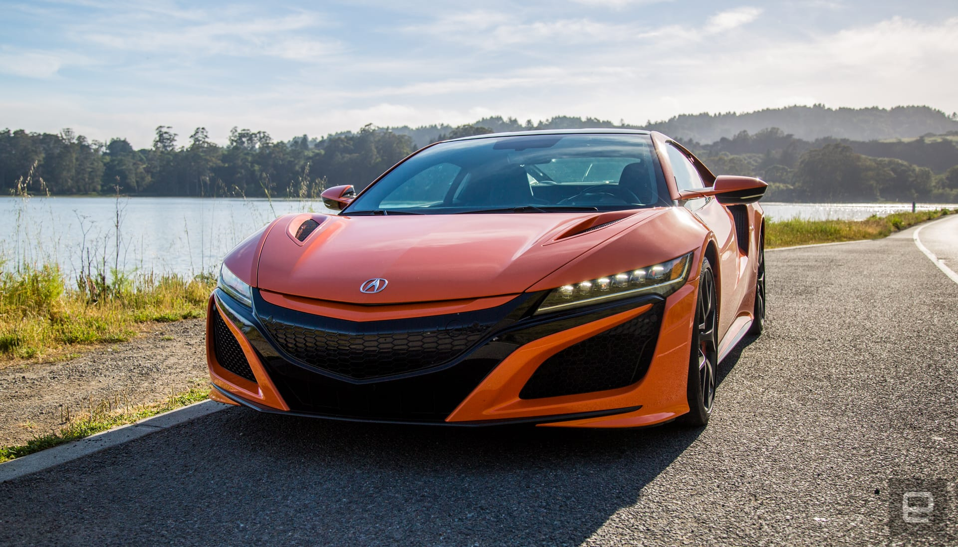 2019 Acura NSX review
