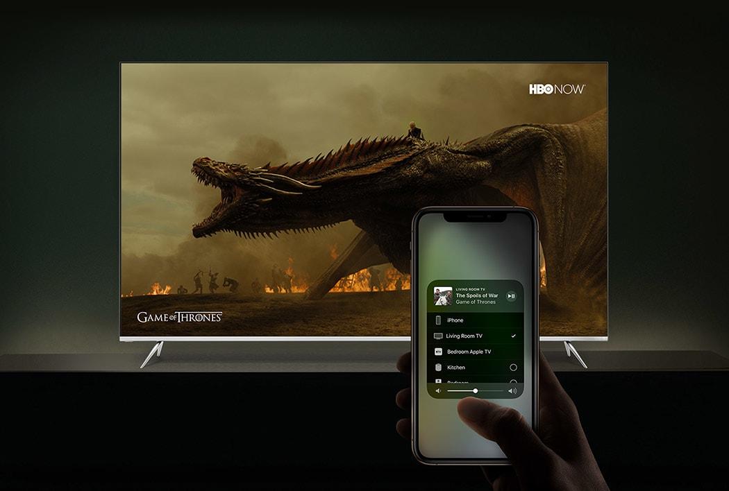 Vizio 4K TVs 2019
