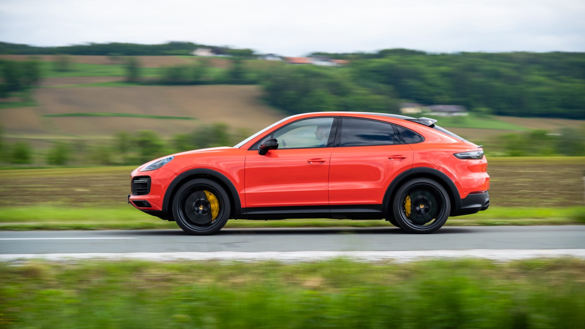 2020 Porsche Cayenne Coupe First Drive Review | What's new