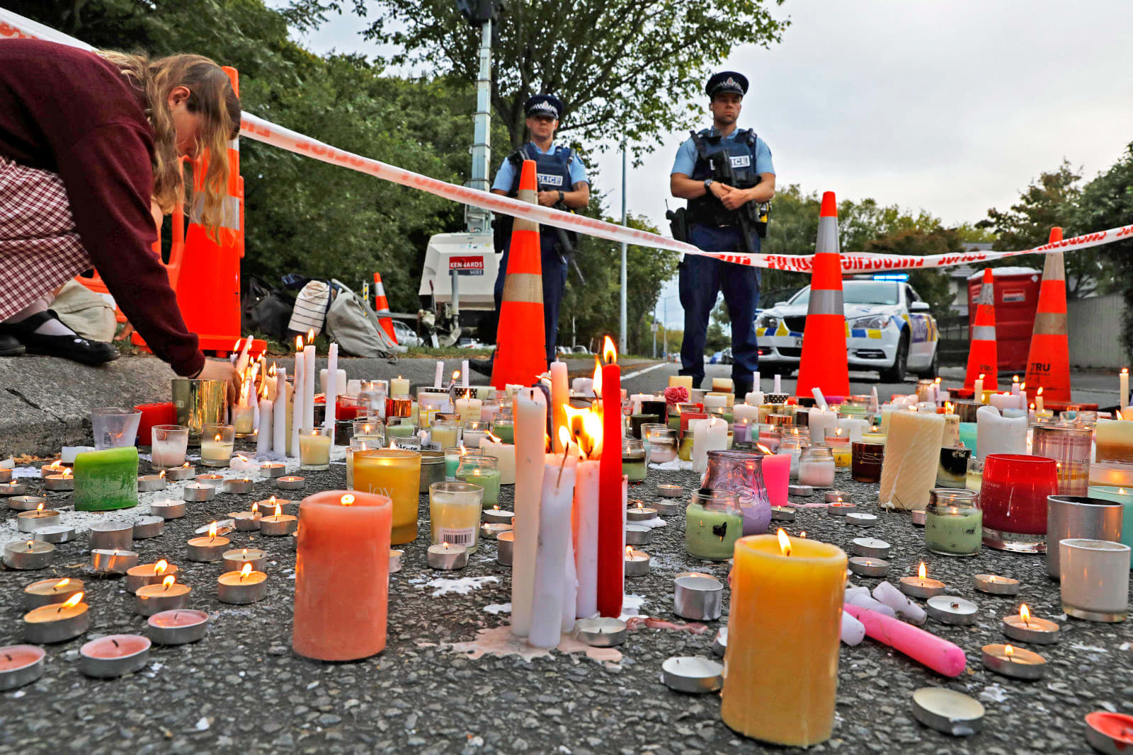 Facebook Google And Others Join Christchurch Call To Curb