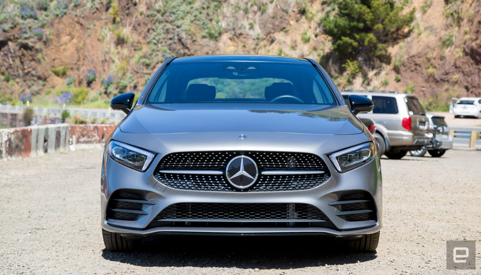 The Mercedes A220 raises the bar for 'inexpensive' luxury cars