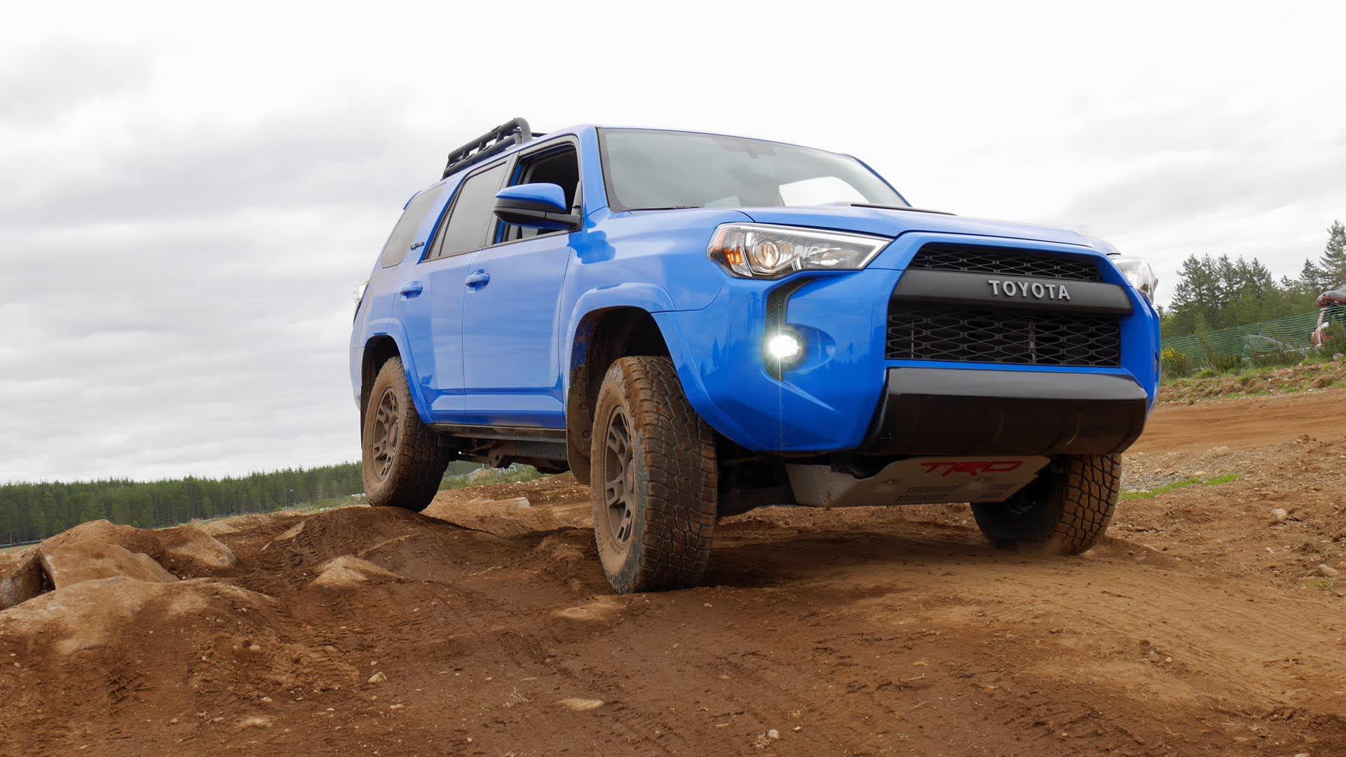 2019 Toyota 4Runner Safety Recalls