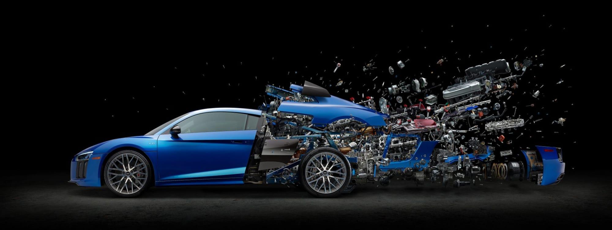 Disintegrating Audi