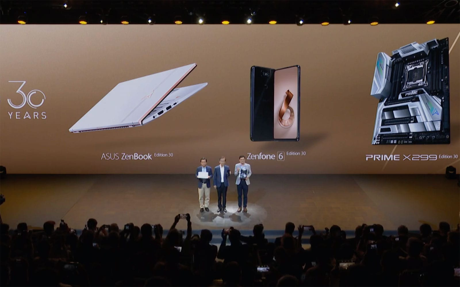 ASUS releases a 30th anniversary edition ZenFone 6 and ZenBook