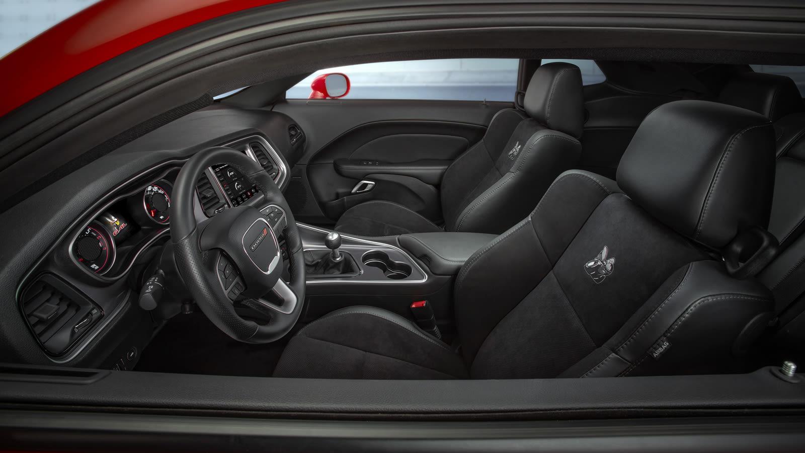 Dodge Challenger Interior >> 2019 Dodge Challenger Information