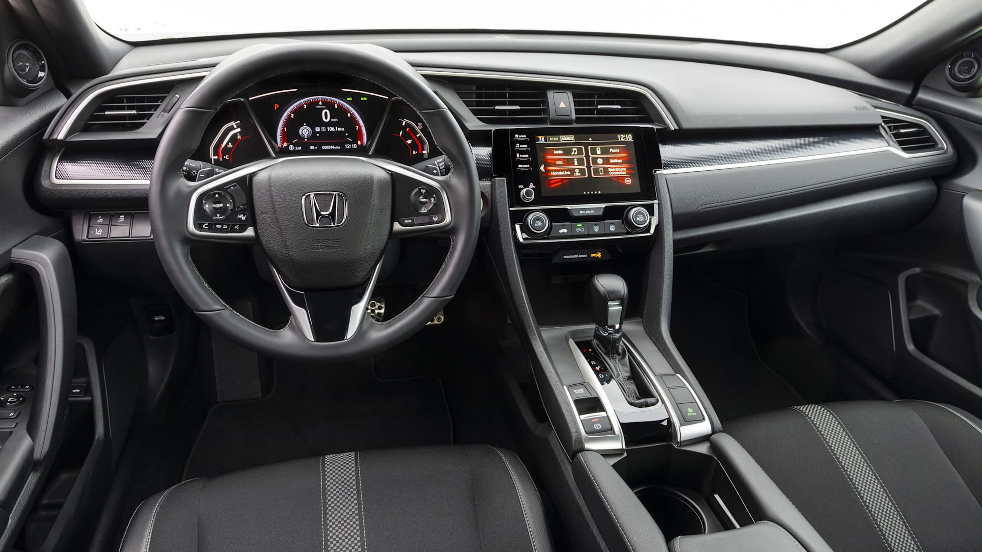 2019 Honda Civic Reviews Price Specs Features And Photos Autoblog