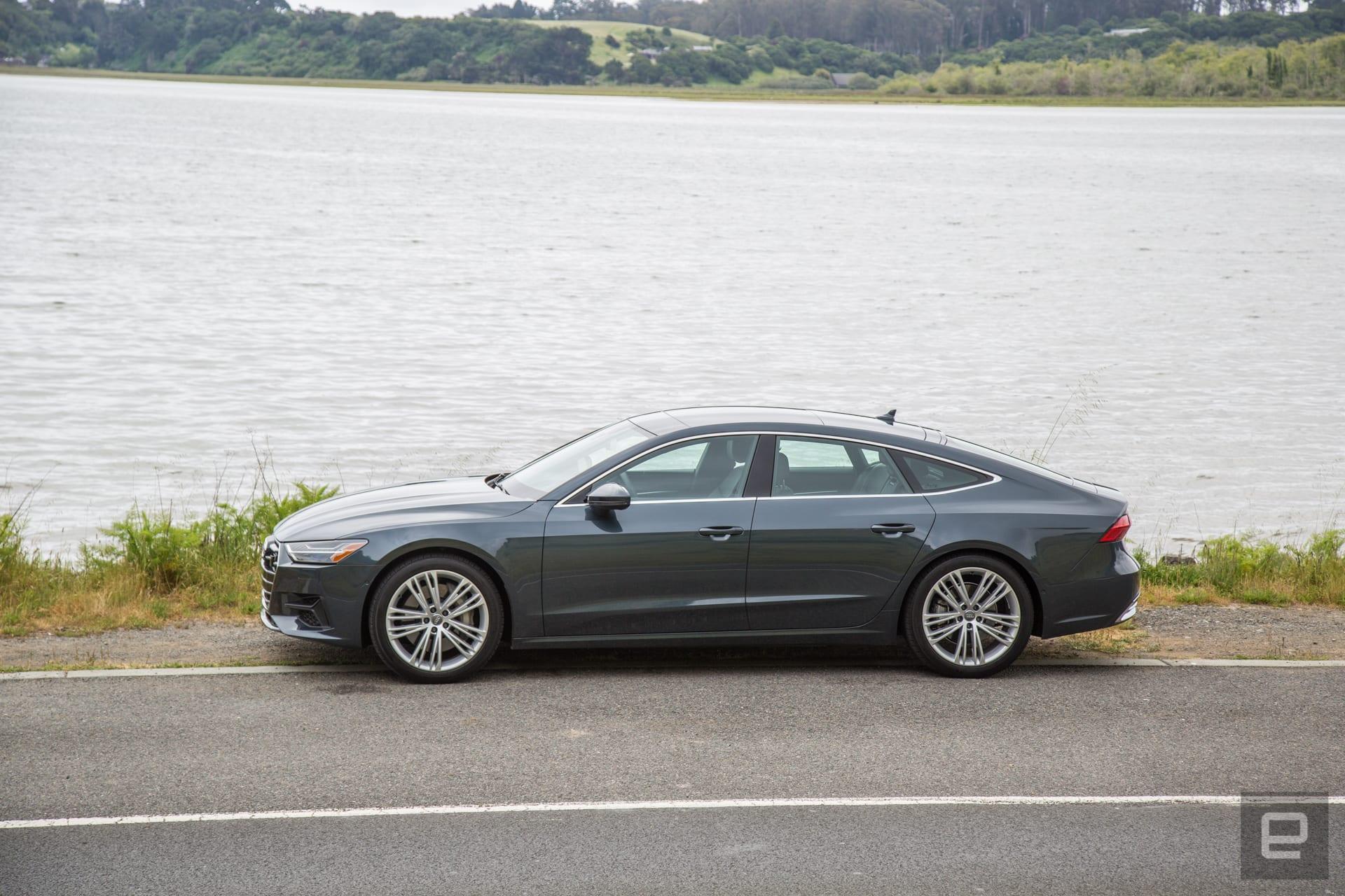 2019 Audi A7 review