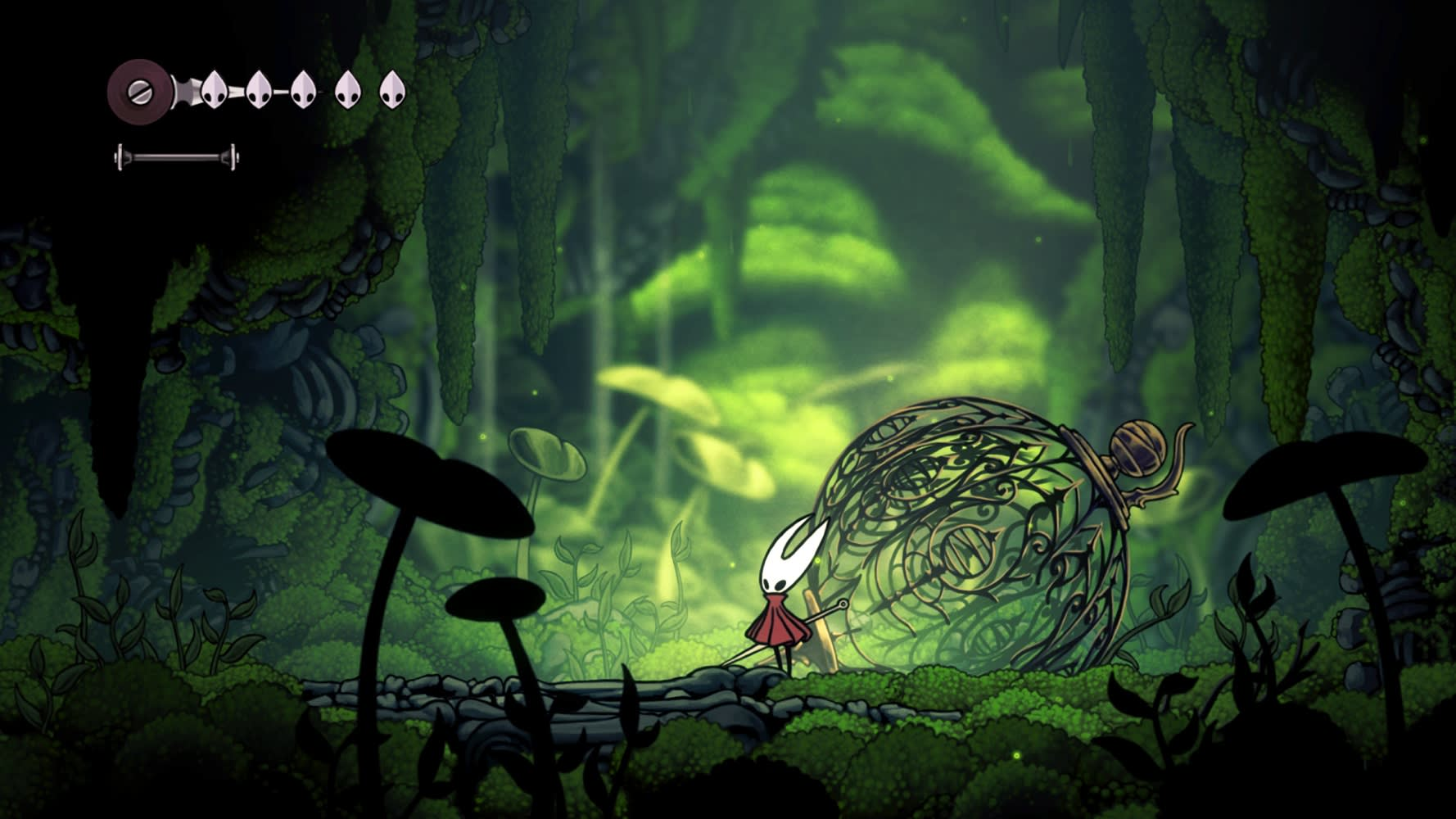 'Hollow Knight: Silksong' is a faster, more elegant sequel