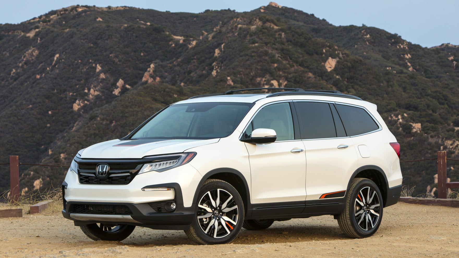 Neugestaltung 2020 Honda Pilot