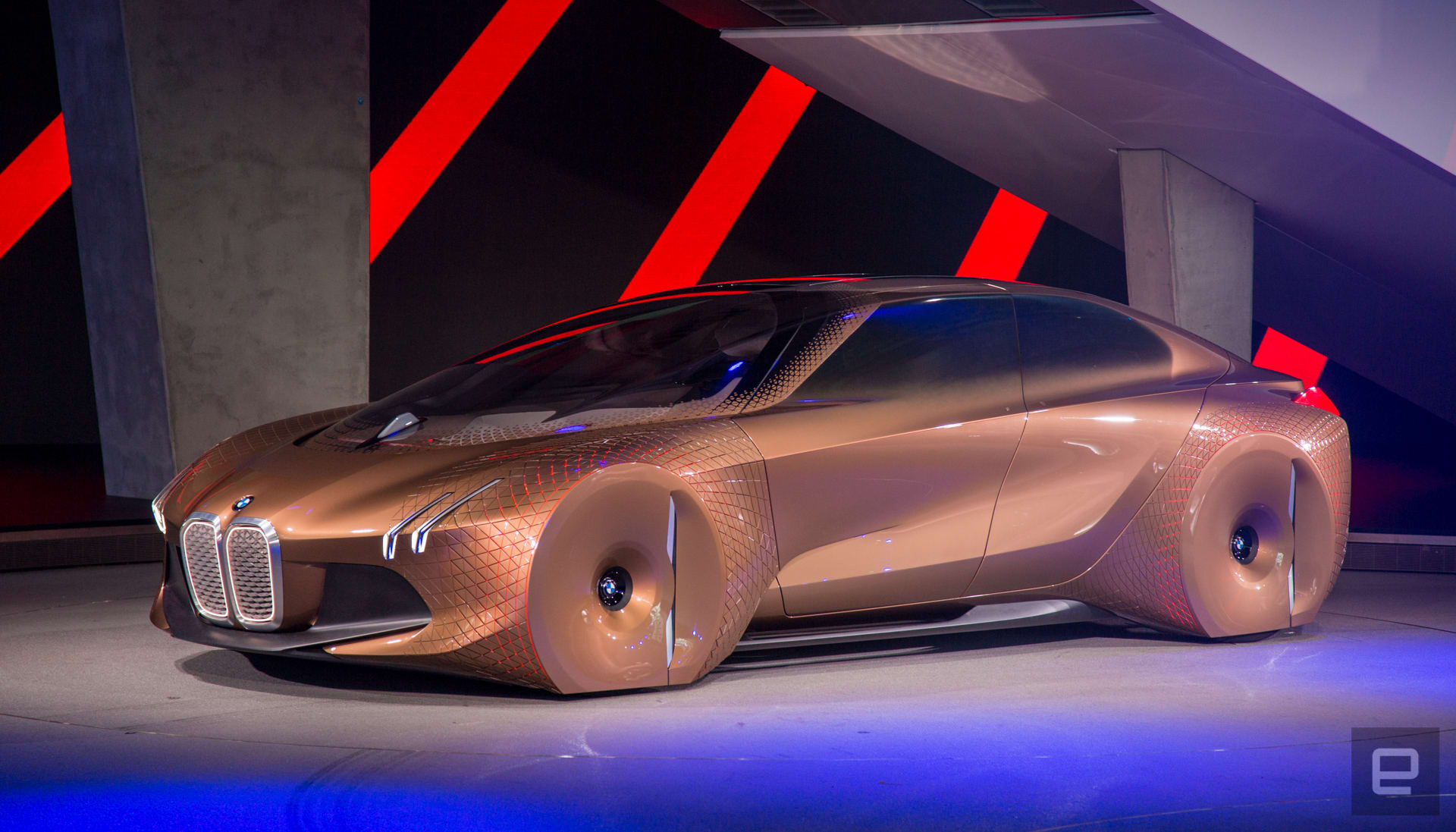 BMW will have 25 electrified cars on the road by 2023