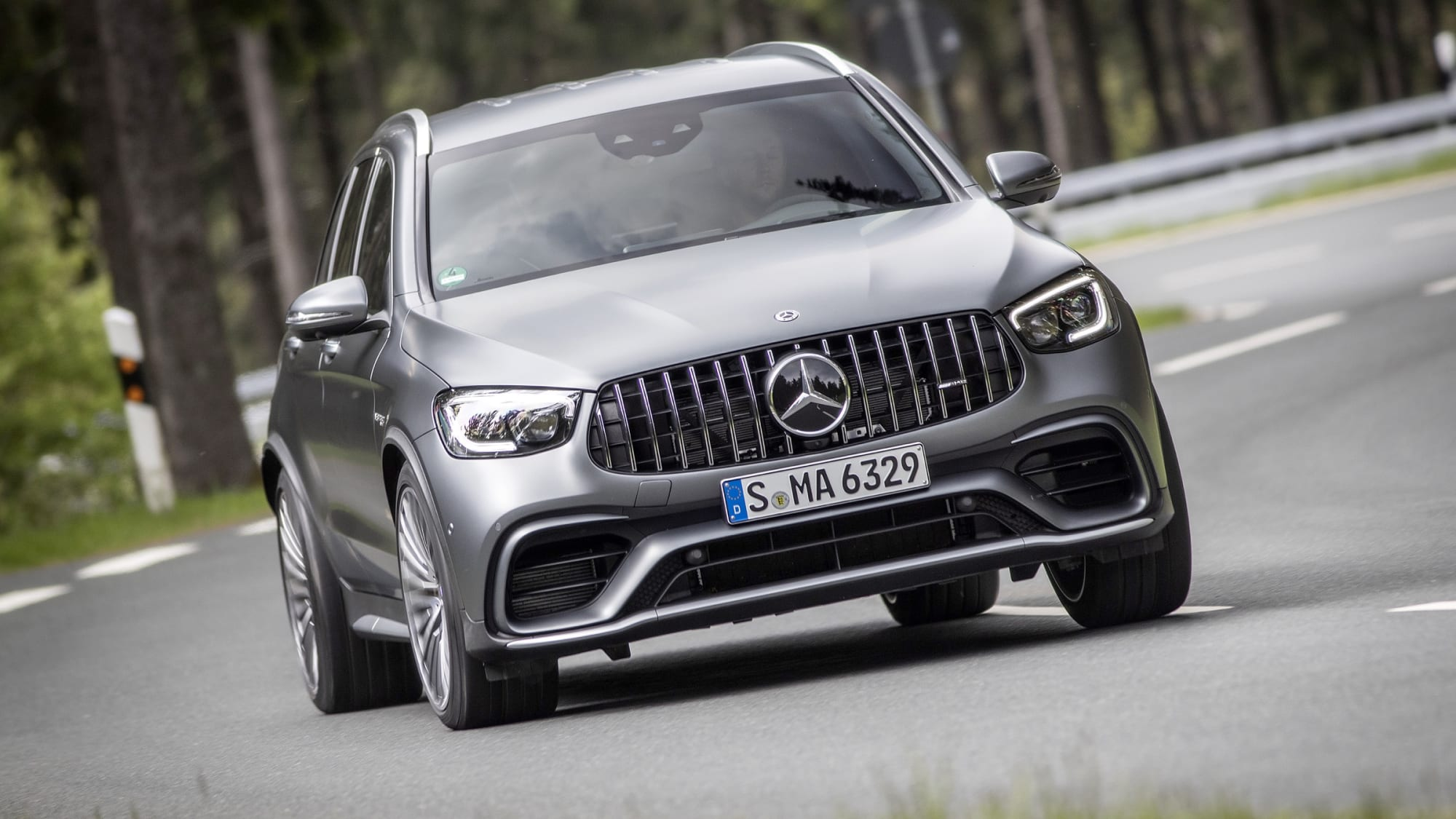2020 Mercedes – Benz GLC Full Review >> 2020 Mercedes Amg Glc 63 Glc 63 S Coupe First Drive Review