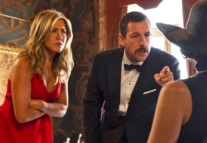 Adam Sandler's 'Murder Mystery' breaks Netflix viewing records