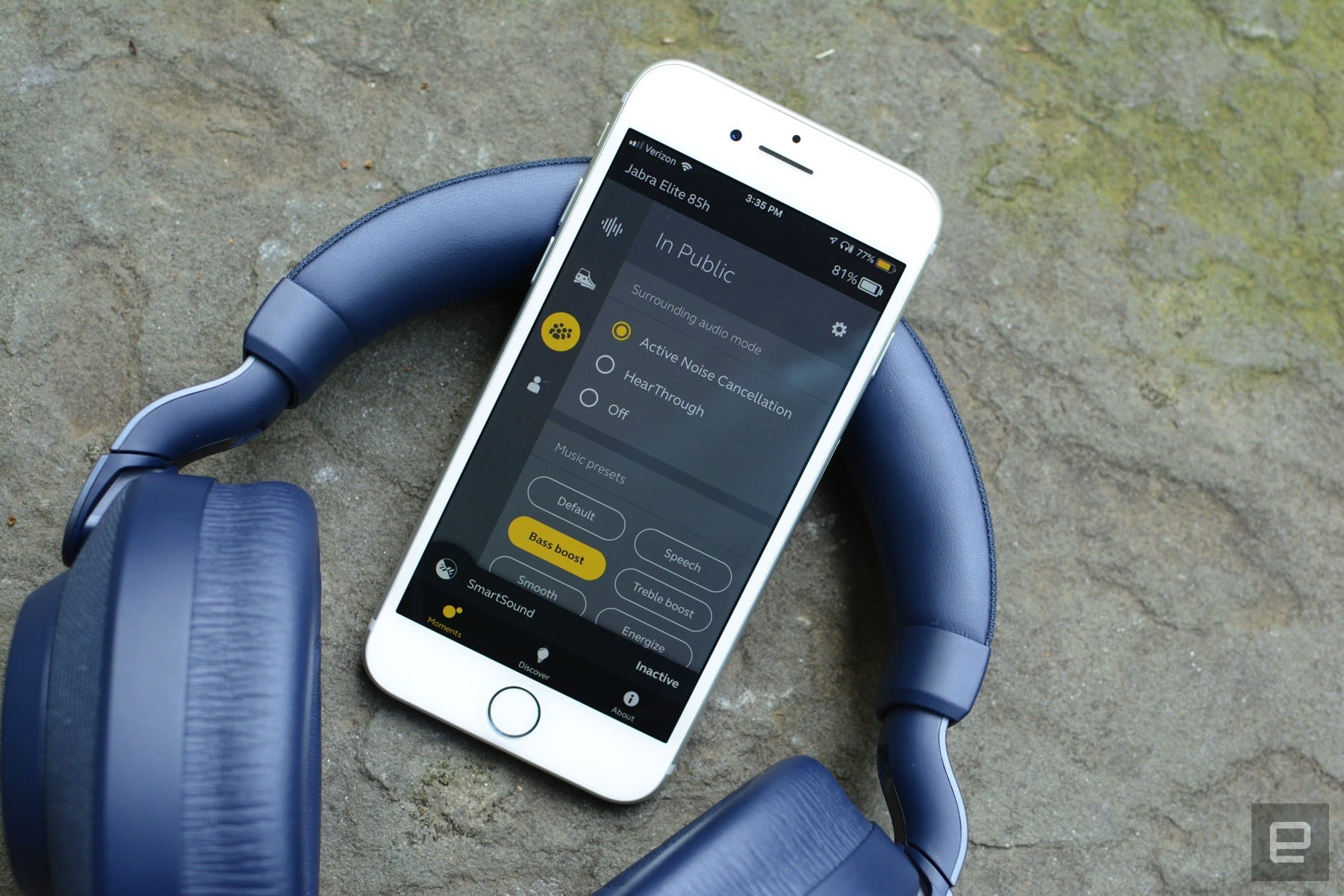 Jabra Elite 85h review: Noise cancellation to rival Bose and Sony