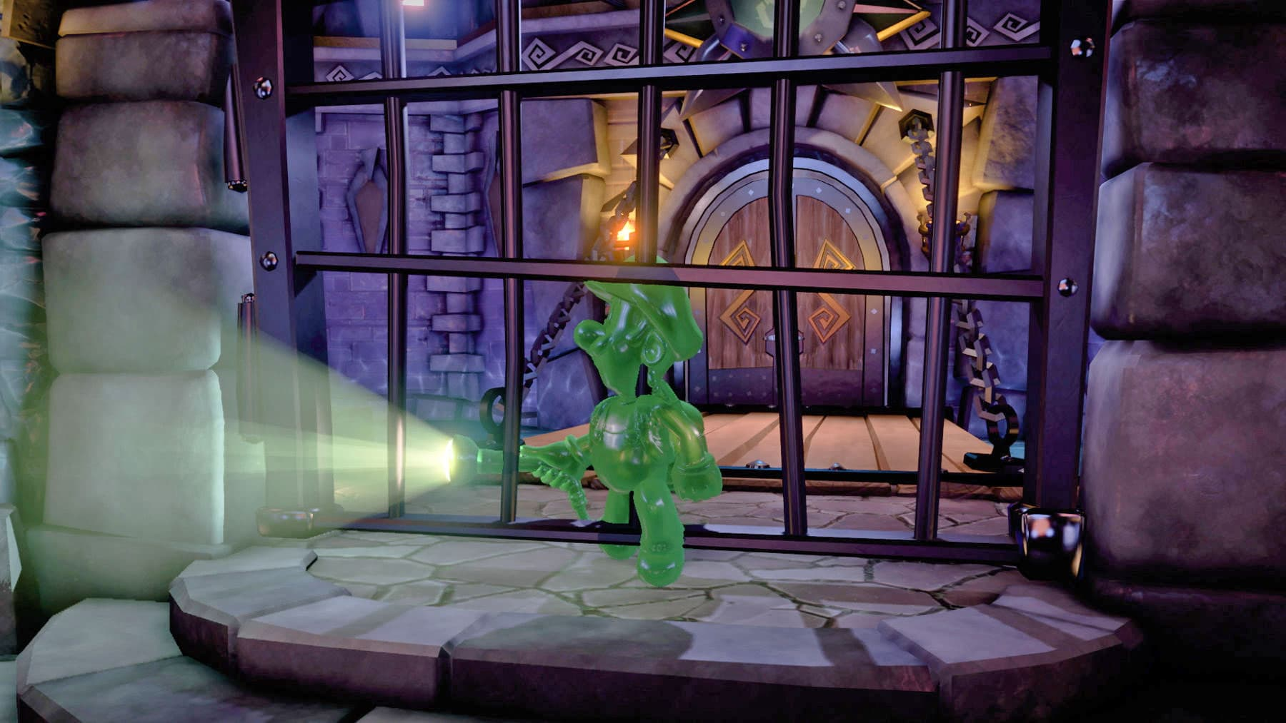 Gooigi Is The Best Part Of Luigi S Mansion 3 Engadget