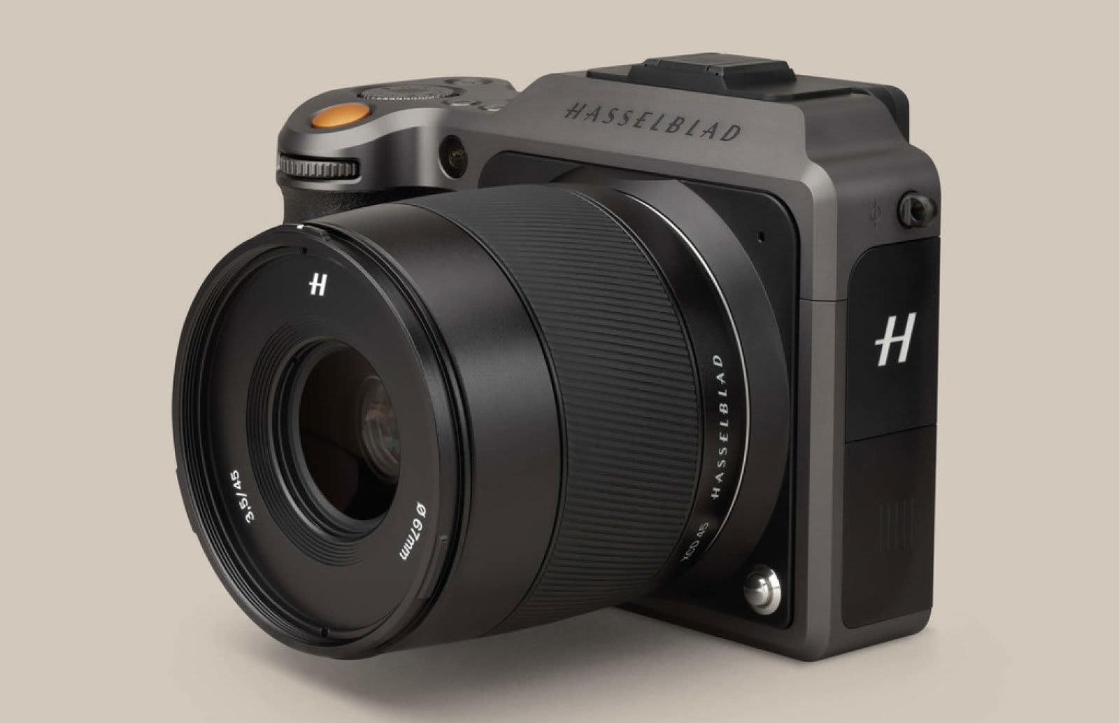 哈苏带来速度更快价格更亲民的 X1D II 中幅无反相机