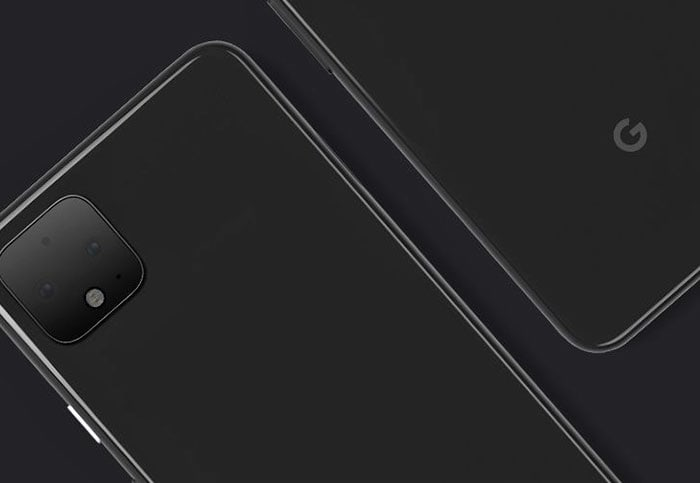Google just revealed the Pixel 4 on Twitter